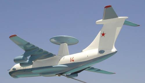 # ip084            A-50 AVAKS Beriev-Ilyushin 3