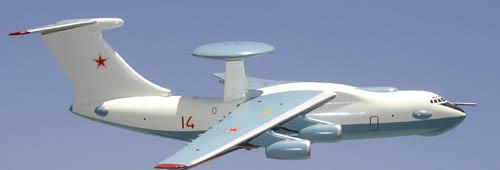 # ip084            A-50 AVAKS Beriev-Ilyushin 4