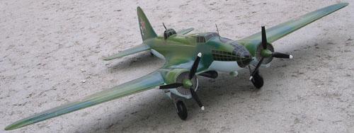 # ip091            Il-4/DB-3 torpedo-bomber 1