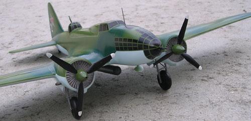 # ip091            Il-4/DB-3 torpedo-bomber 2