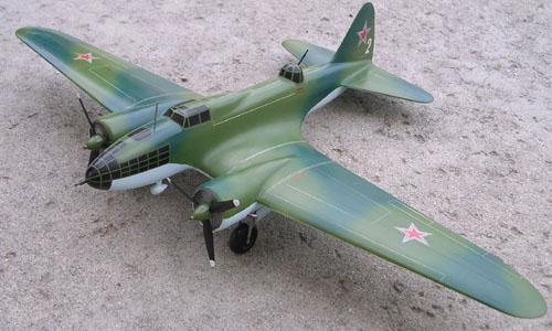 # ip091            Il-4/DB-3 torpedo-bomber 3