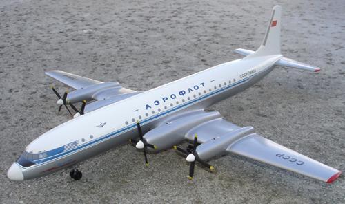 # ip101a            IL-18 Classic Aeroflot 3