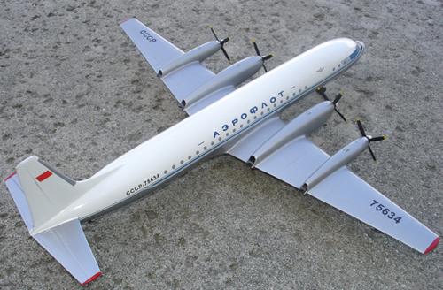 # ip101a            IL-18 Classic Aeroflot 4