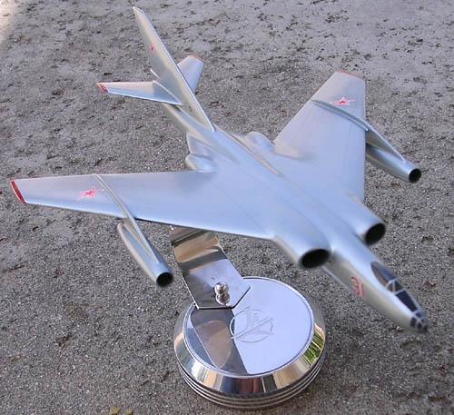 # myp119            M-31 Myasishchev project bomber 1