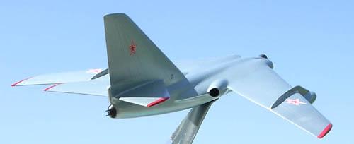 # myp119            M-31 Myasishchev project bomber 3