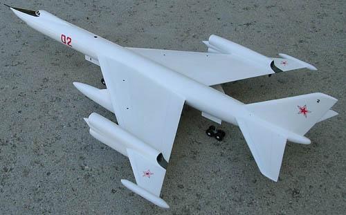 # myp129            M-50-1 variant opf Myasishchev supersonic bomber 4