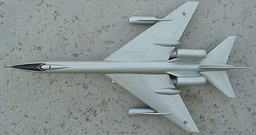 # myp130            M-50-2 variant of supersonic Myasishchev bomber project 5