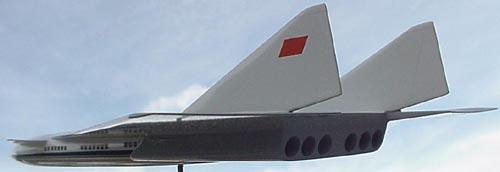 # myp300            55V passenger SST project plane 3