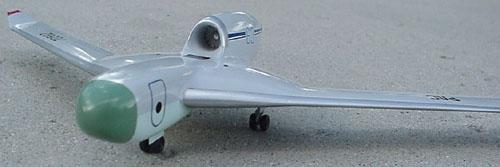 # myp160            M-67 LK-M `Bumerang` high altitude spy plane 1
