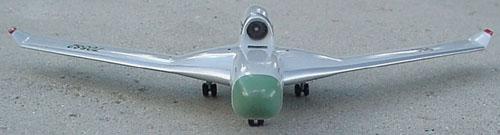 # myp160            M-67 LK-M `Bumerang` high altitude spy plane 4