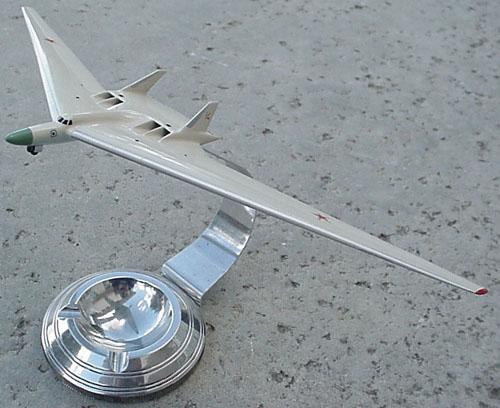 # myp161            M-67 Kreiser LK experimental Myasishchev spy plane 1