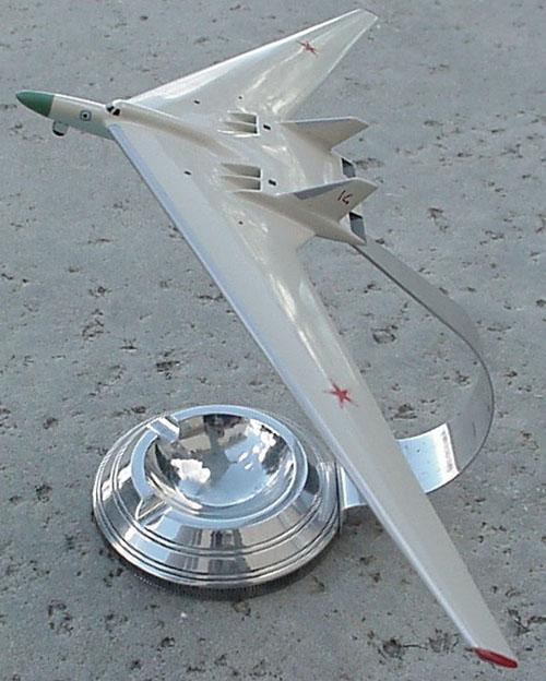 # myp161            M-67 Kreiser LK experimental Myasishchev spy plane 4