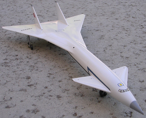 # myp098            M-53 Myasishchev passenger SST project 2