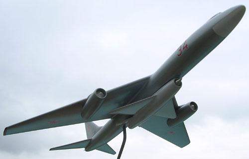 # myp108            Myasishchev-34 project bomber 3