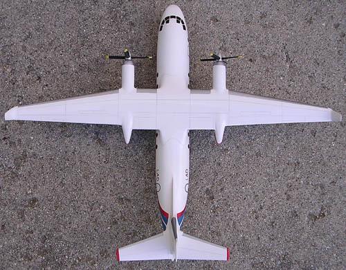 # antp116            Y7-100C modified An-24 3