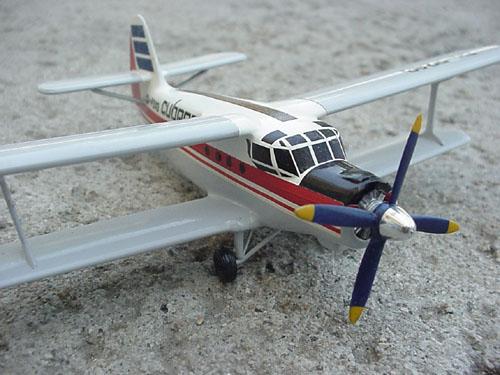 # antp100            AN-2 Cubana airlines 1