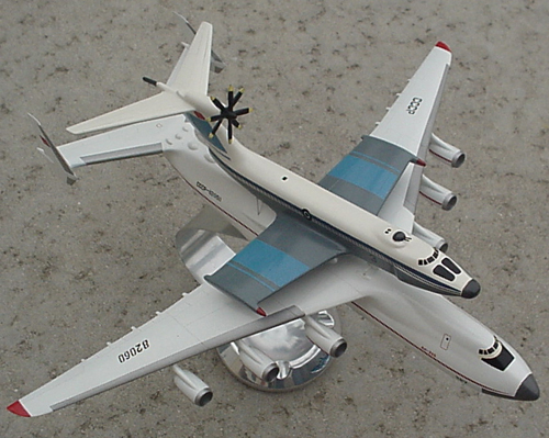 # antp151            An-225 with Eaglet-Orlyonok ekranoplane 2