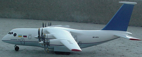 # antp160            An-70 transport ANTK Antonov model 4