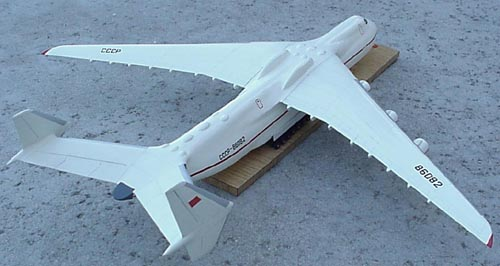 # antp149            An-225 big promotional Antonov model 3