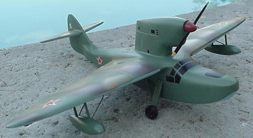# op150            Moskalyev`s SAM-11bis sea plane 1
