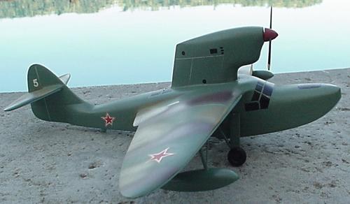 # op150            Moskalyev`s SAM-11bis sea plane 3