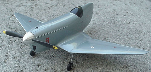 # op155            Bich-21 tailess aircraft of Chyeranovski 1