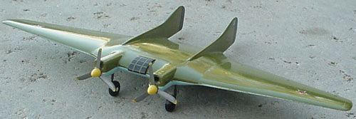 # op159            Stal-5 A.Putilov Flying wing aircraft 1
