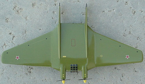 # op159            Stal-5 A.Putilov Flying wing aircraft 2