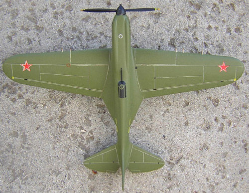 # ww098            I-17 fighter of Polikarpov 2