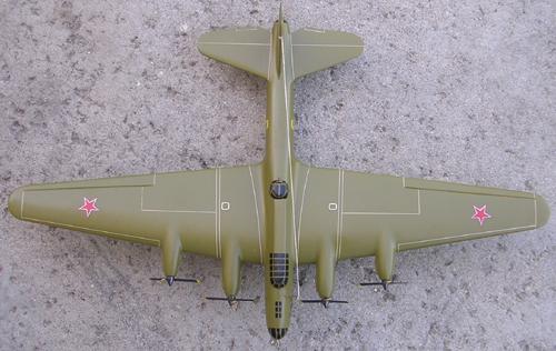 # ww099            PE-8 (ANT-42, TB-7) heavy bomber 3