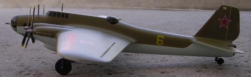 # ww099            PE-8 (ANT-42, TB-7) heavy bomber 5