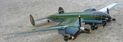# ww096            Yer-2 Yermolayev bomber 1