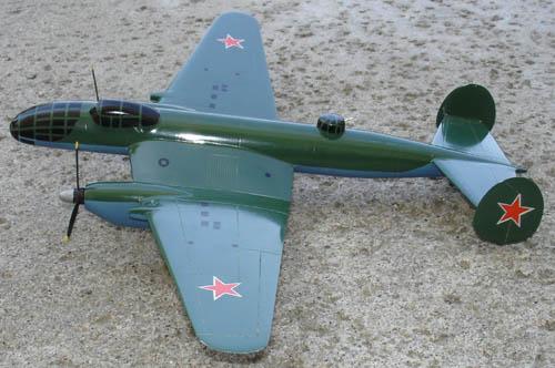 # ww096            Yer-2 Yermolayev bomber 5
