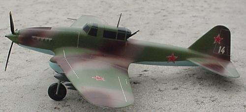 # ww120            IL-2 `Shturmovik` of Ilyushin 2