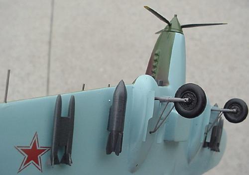 # ww120            IL-2 `Shturmovik` of Ilyushin 3