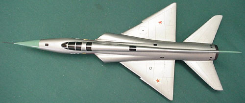 # xp175            P-1 Sukhoi experimental fighter 4