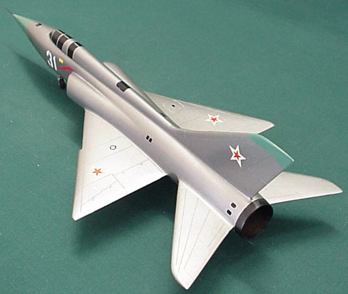 # xp175            P-1 Sukhoi experimental fighter 2