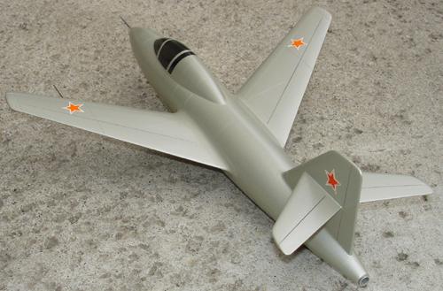 # ep064            LL-3 Tsybin experimental aircraft 3