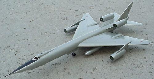 # xp145            M-50-2 variant experimental Myasishchev bomber project 1