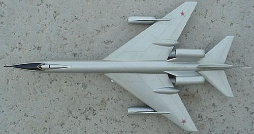 # xp145            M-50-2 variant experimental Myasishchev bomber project 5