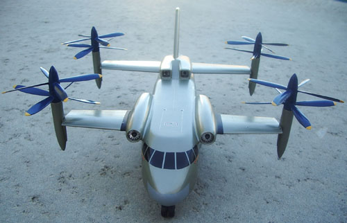 # ep070a            Be-32 VTOL project 1