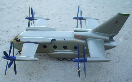 # ep070a            Be-32 VTOL project 2
