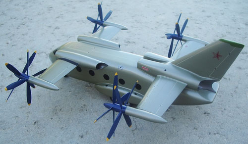 # ep070a            Be-32 VTOL project 4