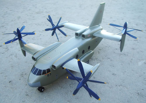 # ep070a            Be-32 VTOL project 5