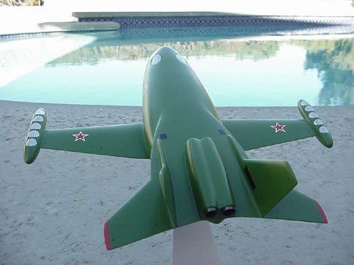 # xp140            M-12 VVP Myasishchev VTOL experimental aircraft model 2