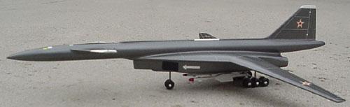 # xp180            T-4M Sukhoi strategic X-bomber project 2