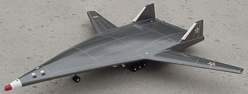 # xp181            T-4MS starategic X-bomber project of Sukhoi 1
