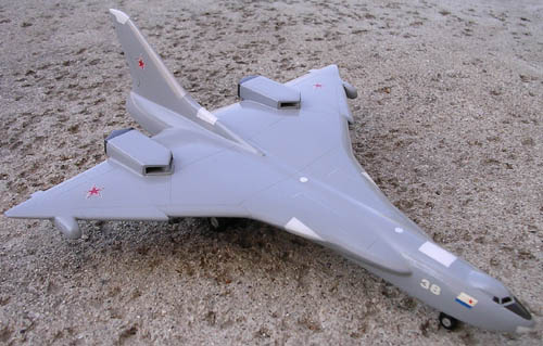 # zhopa116            A-150 Beriev sea plane project 2