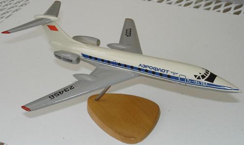 # zhopa054            Tu-134UBL bomber trainer 1