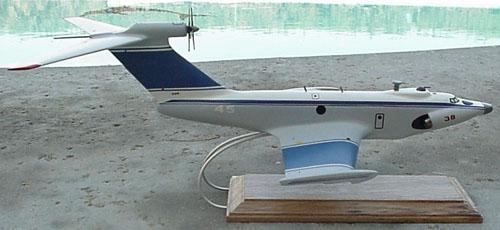 # zhopa300            A-90 Orlyonok-Eaglet ekranoplane 1